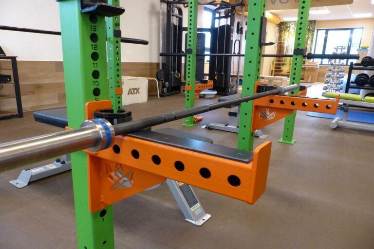 Fitness mit dem Power Cage trainieren
